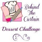 Behind the Curtain Dessert Challenge
