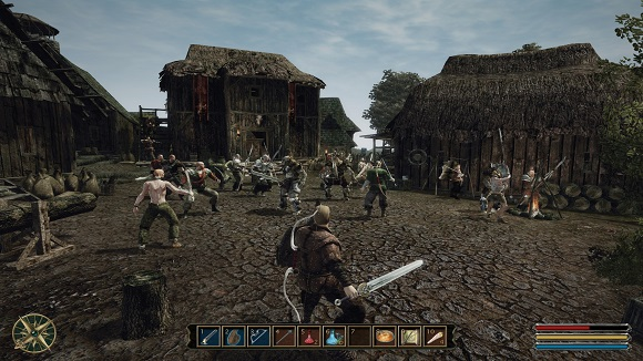 Gothic 3 Forsaken Gods Enhanced Edition PC Screenshot Gameplay 2 Gothic 3: Forsaken Gods Enhanced Edition PROPHET