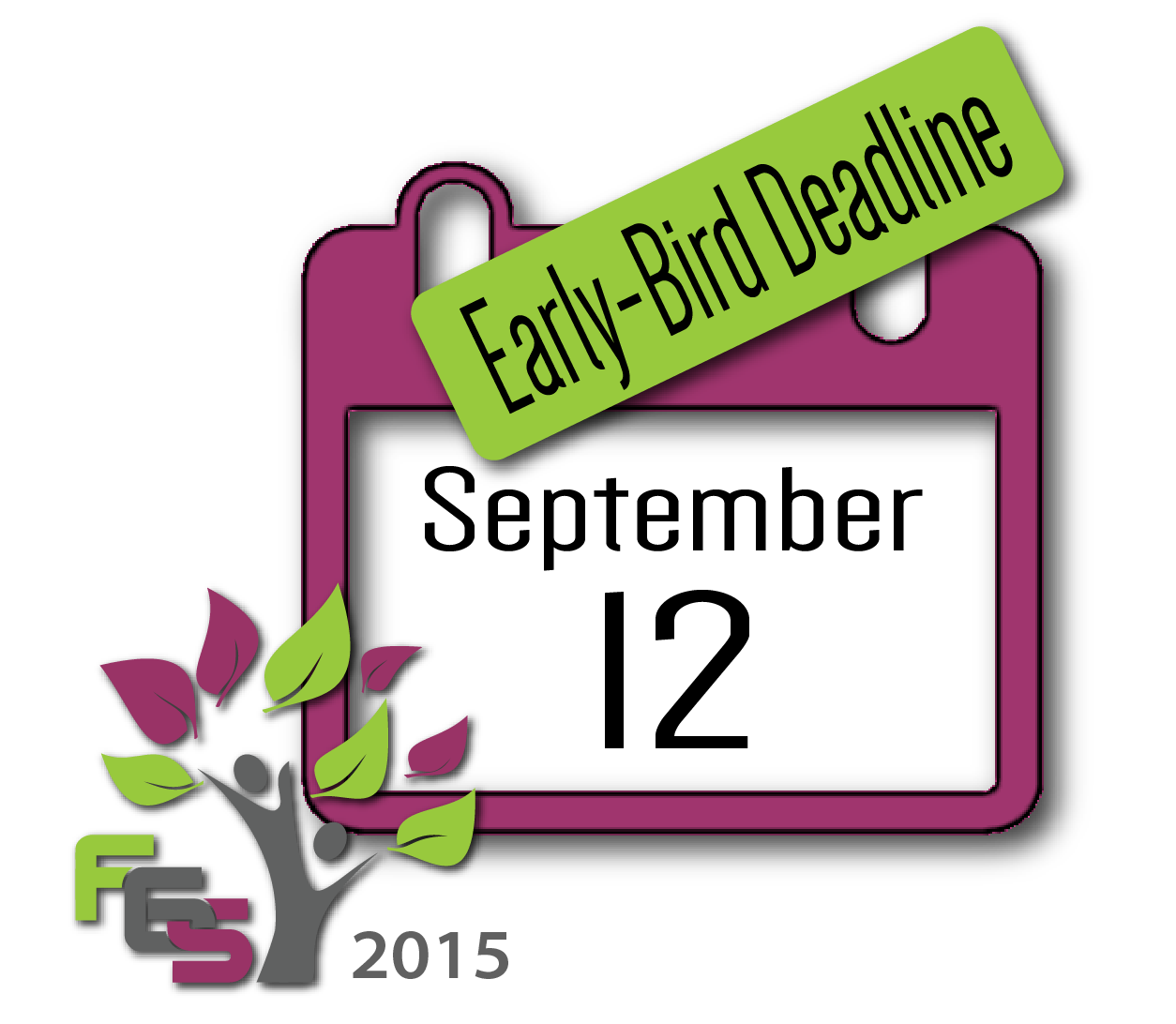 FGS 2015 Special Early-Bird Pricing Ends September 12