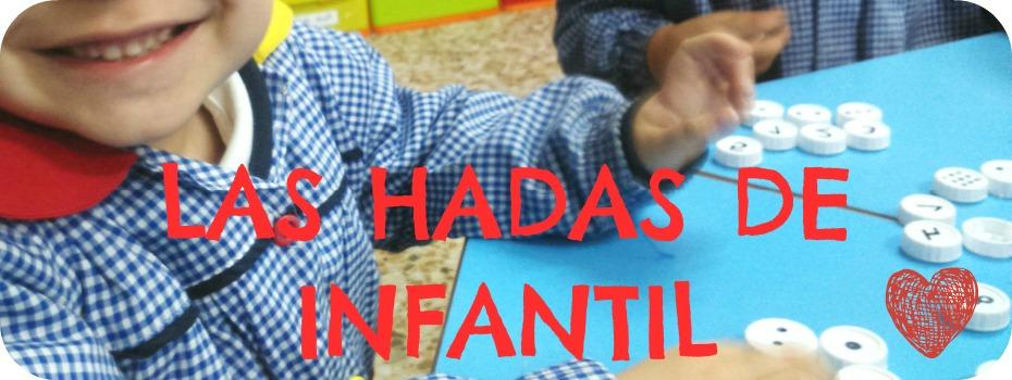 LAS HADAS DE INFANTIL