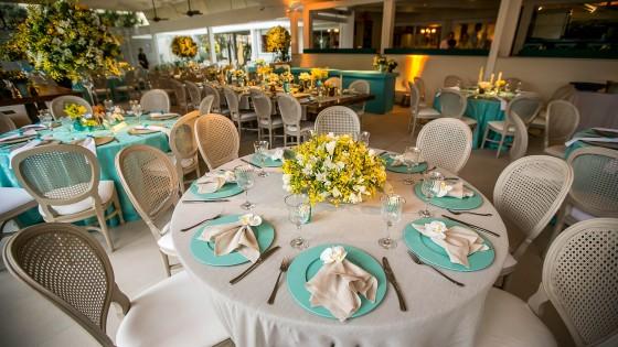 decoracao azul royal e amarelo casamento:decorac%CC%A7a%CC%83o+casamento+azul+tif
