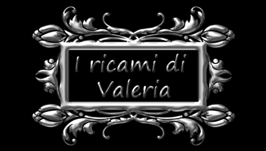 I ricami di Valeria