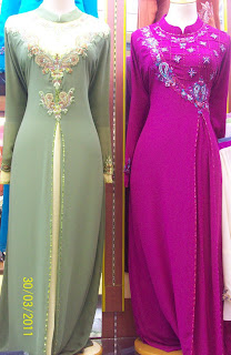 pretty princess closet: Jubah Moden - Ready Stock III