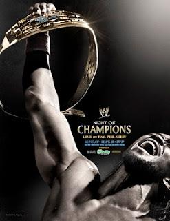 WWE Night of Champions 15/09/2013