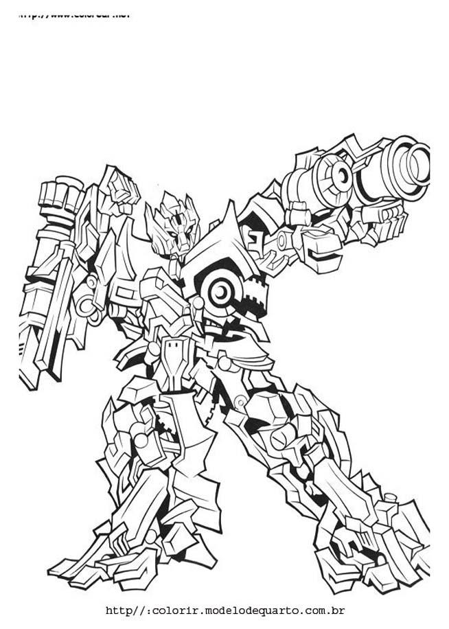 A verdadeira hist ria dos Transformers Desenhos preto e
