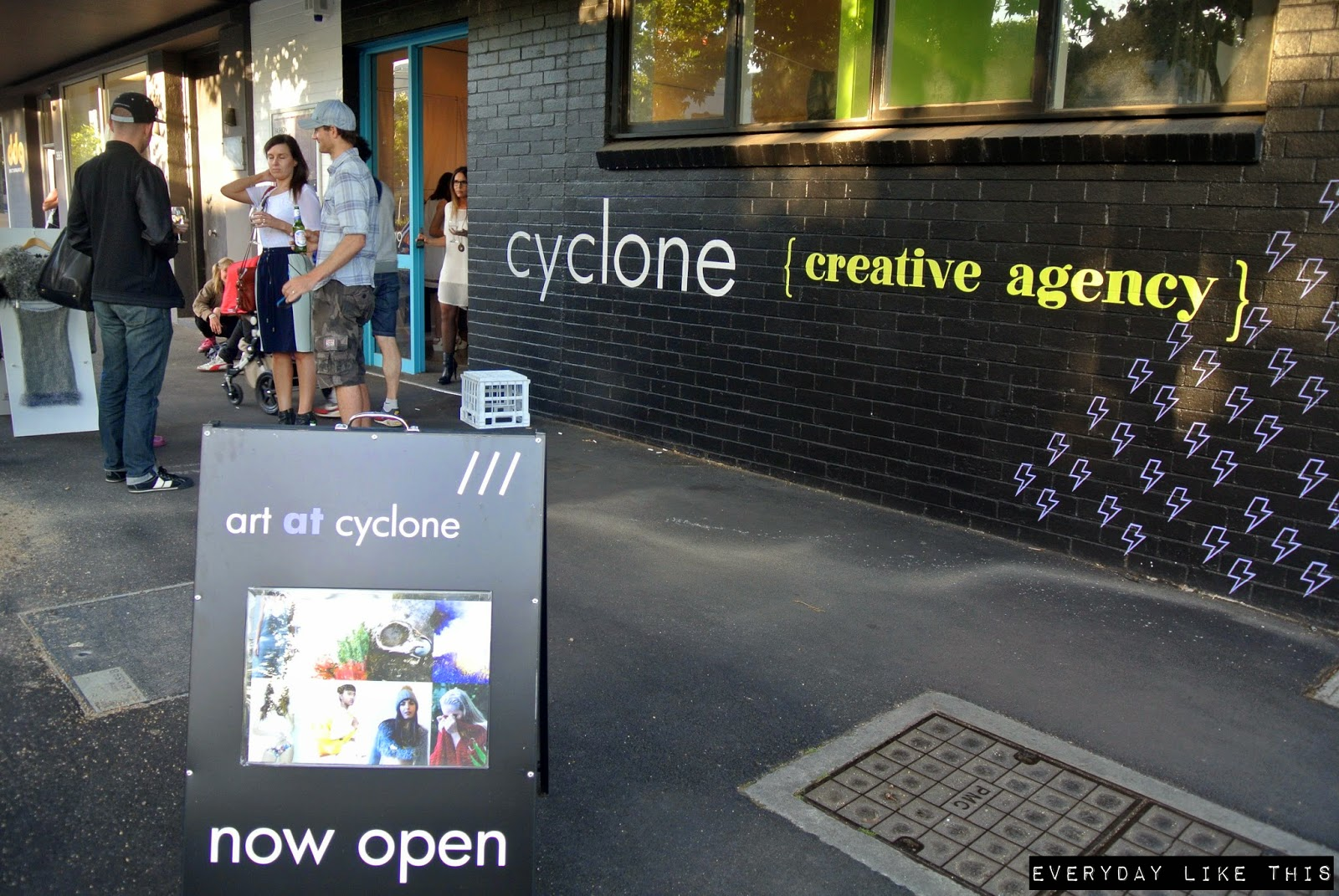 c-lab everyday like this designers cyclone gallery melbourne