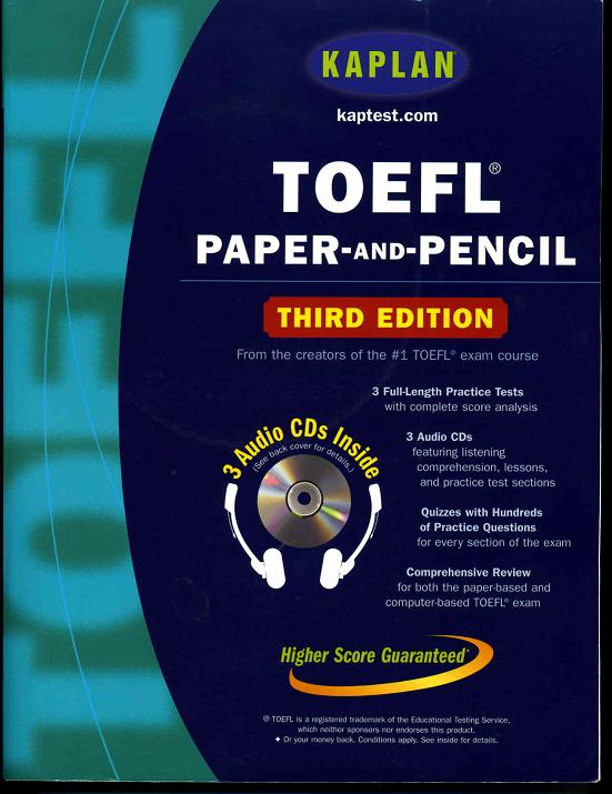 Soal Tes TOEFL dan Pembahasan Jawaban Structure (Model Test 1 by Kaplan)