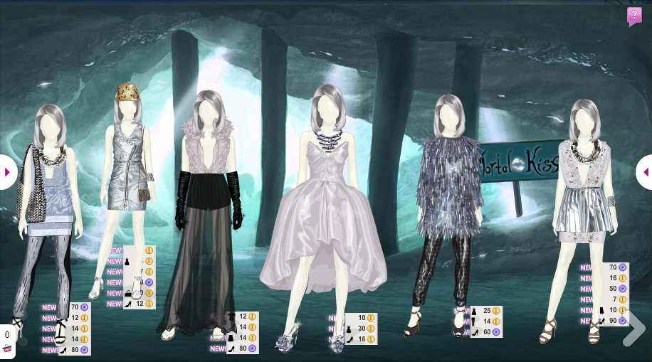 Stardoll free underneath stardoll blog mortal kiss on stardoll there werent additional floors on this store but instead stardoll chose to release the first ever mortal kiss inspired interior store gumiabroncs Image collections