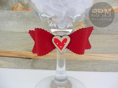 SRM Stickers Blog - Sweet Love Vinyl by Annette - #vinyl #patternedvinyl #valentine #altered #gift #love #DIY