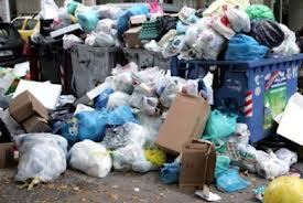 Δημοτικό τέλος για τα σκουπίδια χωρίς σκουπιδότους
