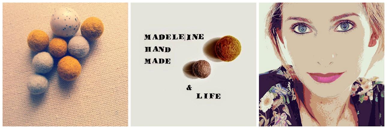madeleine hand made