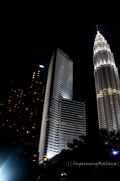 Supermeng Malaya Twin Towers Fun Facts