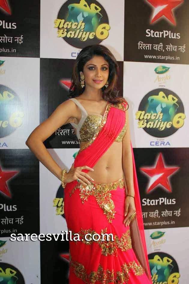 Shilpa Shetty At Nach Baliye 6