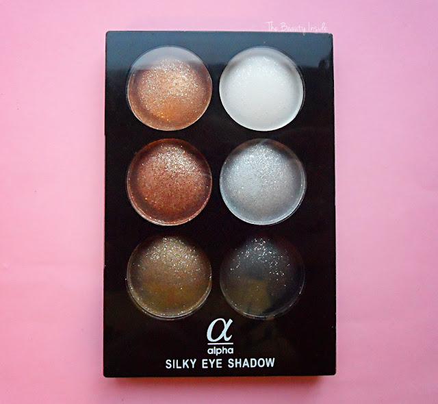 neutrial eyeshadow palette