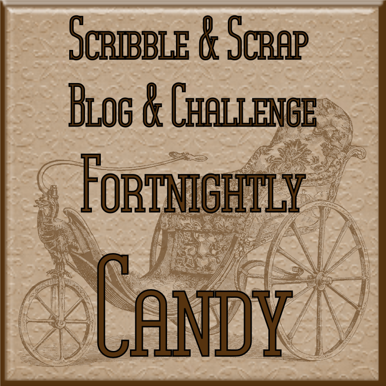 Scribble & Scrap Fortnightly Candy!