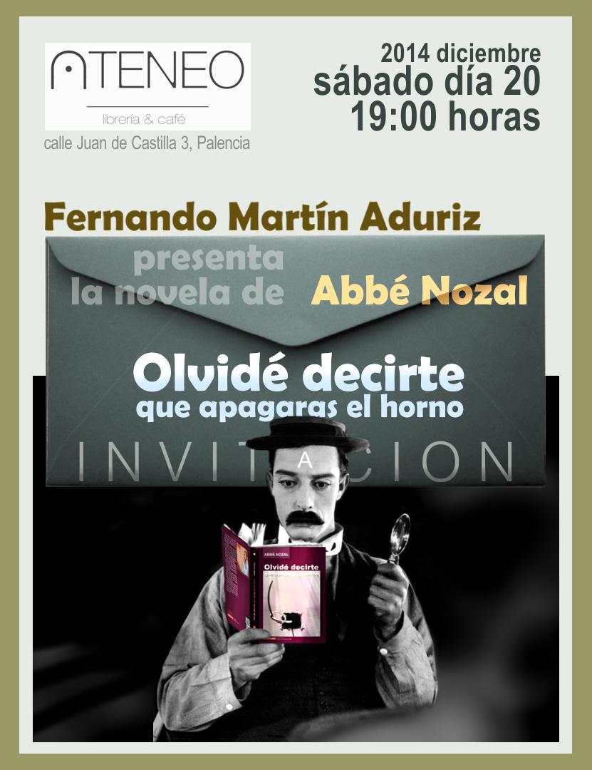 Novela, 2014 Abbé Nozal