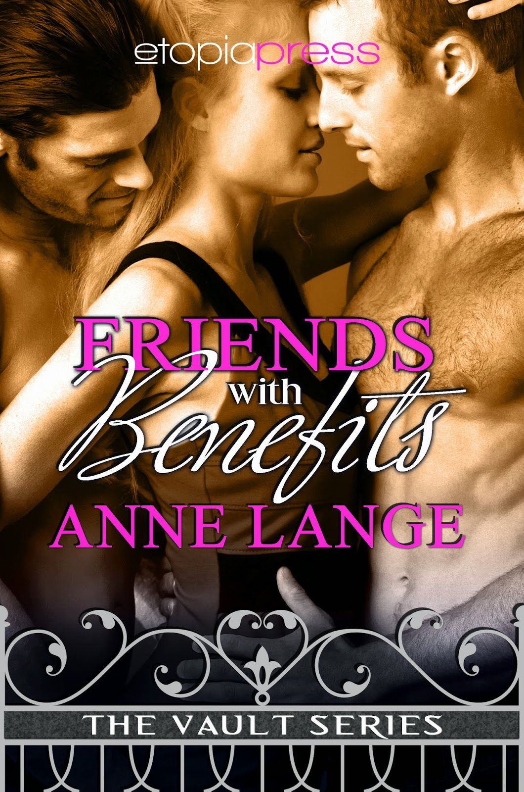 Friends with Benefits by Anne Lange – Promo + Giveaway