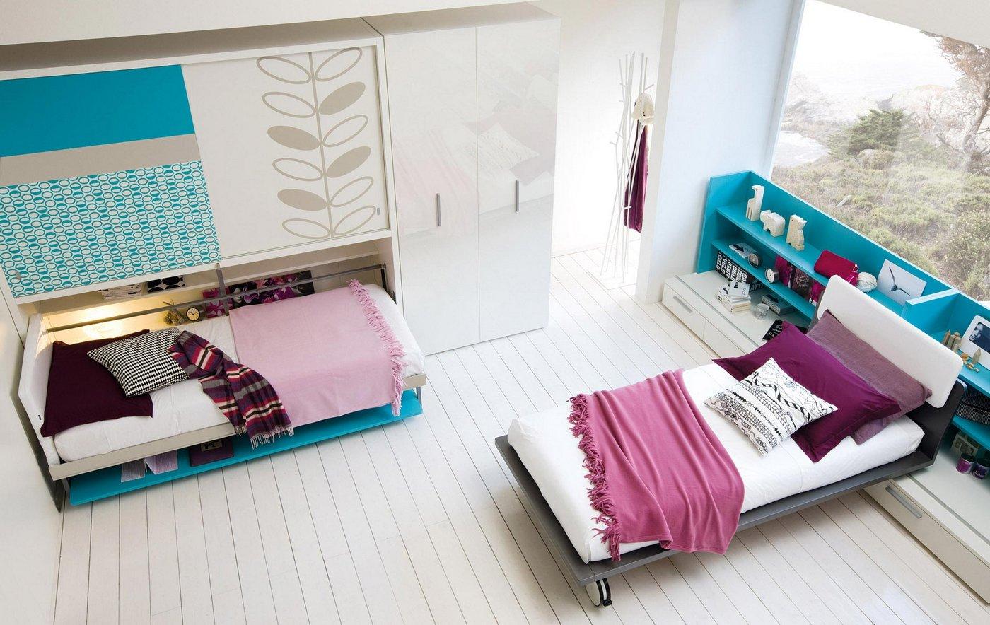 Scrivania A Scomparsa Clei : Clei letti a scomparsa idee di design per la casa rustify