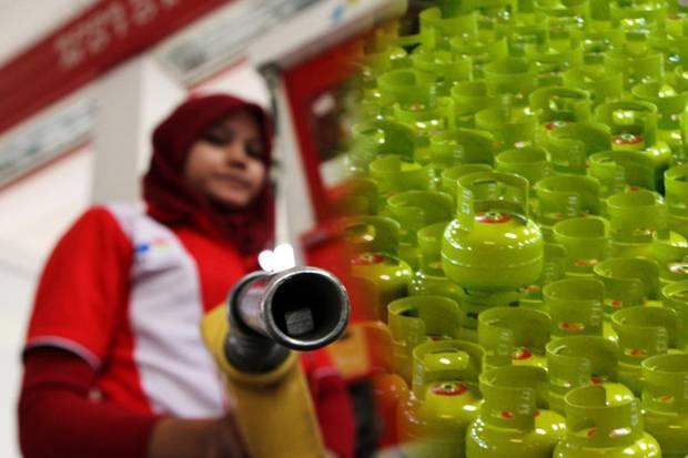 Pemerintah menurunkan harga bahan bakar minyak (BBM) untuk semua jenis, termasuk elpiji mulai 5 Januari 2015, pukul 00.00 WIB. Foto: Istimewa