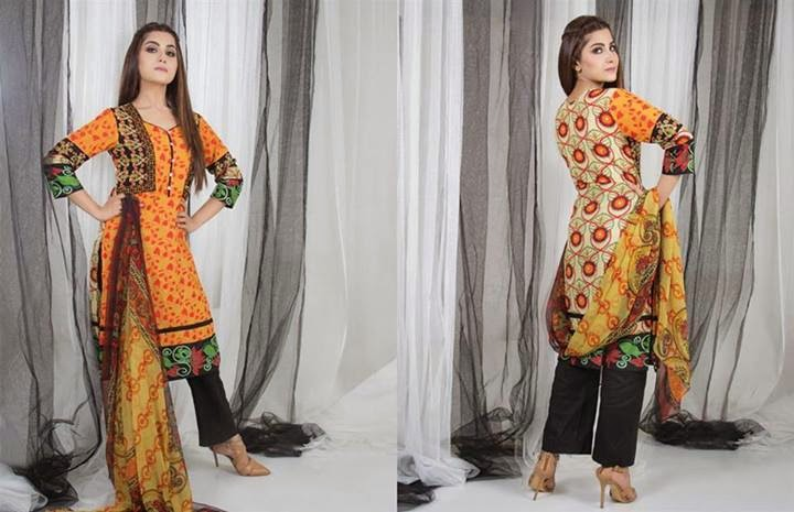 Sheen By Flitz Embroidered Eid Collection 2014 featuring Sohai Ali Abro