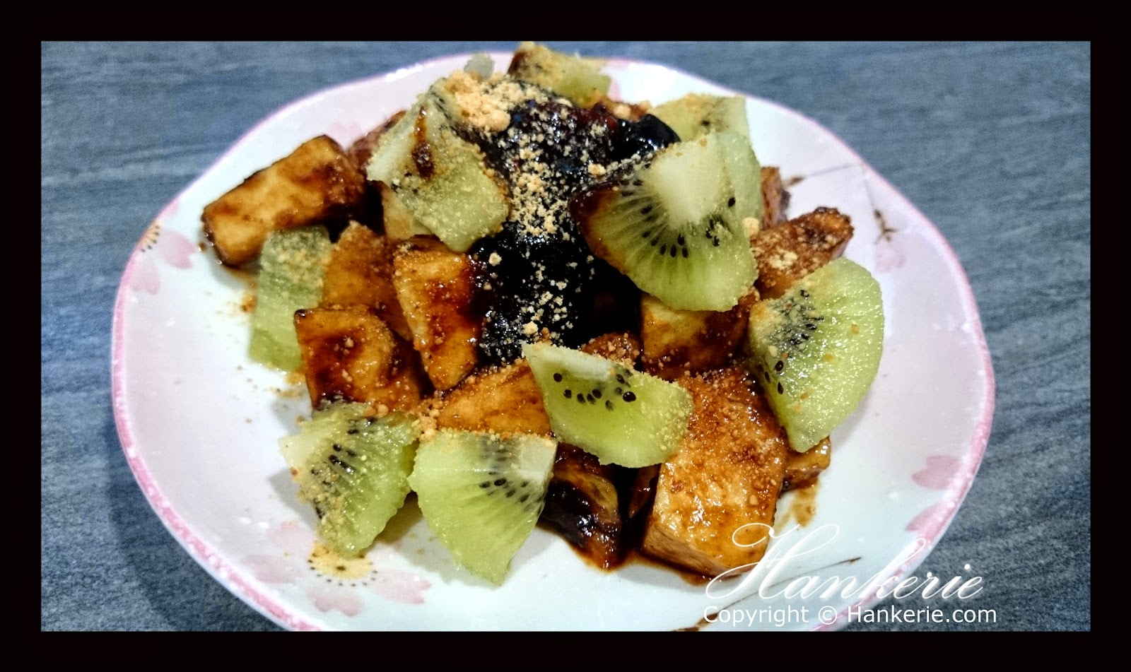 still have leftover rojak method chee cheong fun rojak ah photos ...