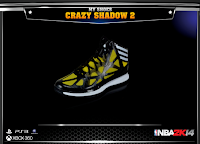 NBA 2K14 Adidas Crazy Shadow 2 (II)