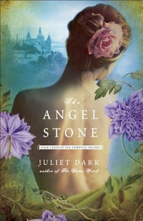 The Angel Stone, Juliet Dark cover