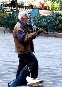 El Hombre del Violin