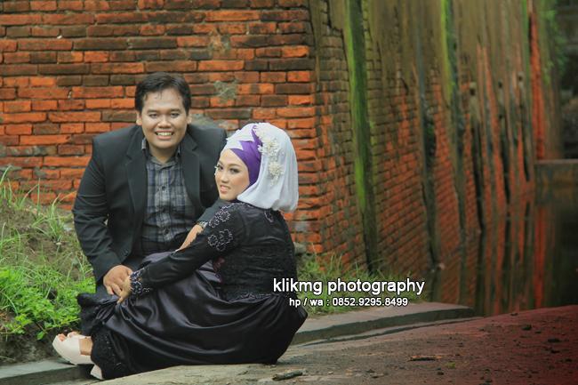 Prewedding Mita & Slamet Photo oleh Klikmg.com Photography   Fotografer Prewedding Purwokerto