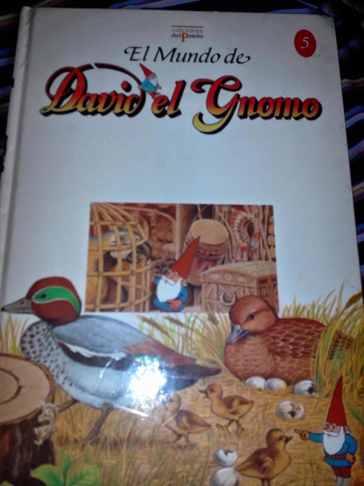 Libro de David el Gnomo.