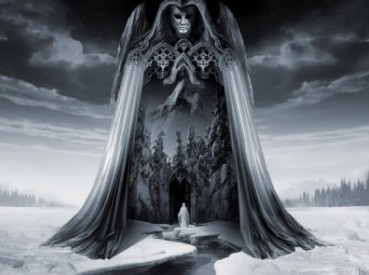 Mago negro da morte