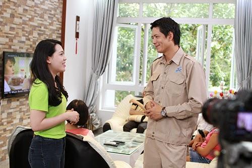 Binh Minh lam dai su thuong hieu HTVC