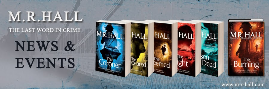 M R HALL - NEWS AND APPEARANCES