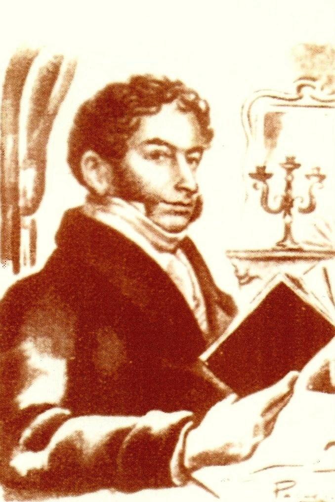 Pedro De Angelis (1784-1859)