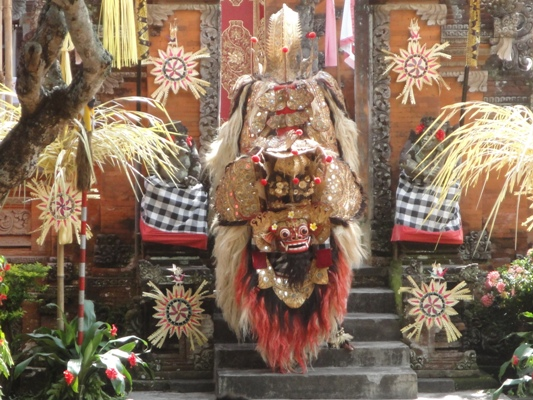 Batubulan Barong and Keris Dance