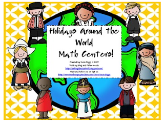 http://www.teacherspayteachers.com/Product/Holidays-Around-the-World-Math-Centers-1006706