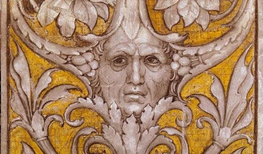 Visit mantua mantegna 39 s self portrait in the 39 camera for Mantova camera sposi