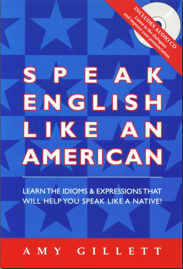 Télécharger: Speak English Like An American (Book & Mp3)