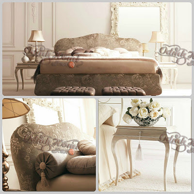 Antique french furniture mixing contemporary and for Modern french furniture