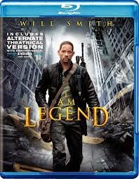 I Am Legend (2007) Dual Audio [Hindi English] BRRip 720p