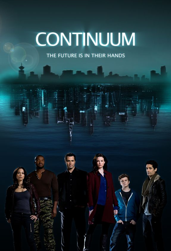 C?ng Th?i Gian (Ph?n 3) - Continuum Season 3 (2014)