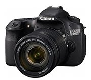 I'm Using Canon EOS 60D For My Photos Here