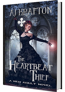 dark fantasy, paranormal, Victorian, gothic, new adult, Kindle, novel