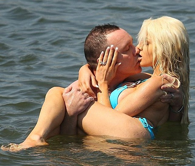 Amor eterno entre Courtney Stodden y Doug Hutchison