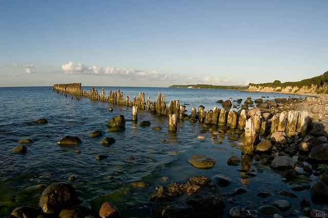 thăm quan hòn đảo Rugen Island