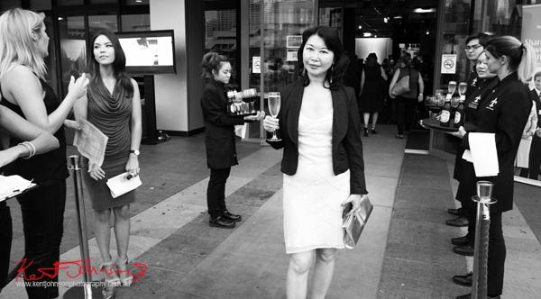 Vivienne from vivalaViv arrives at the Sydney Italian Festival Launch - Street Fashion Sydney
