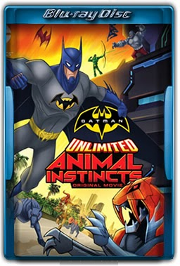 Batman Sem Limites - Instintos Animais Torrent Dual Áudio