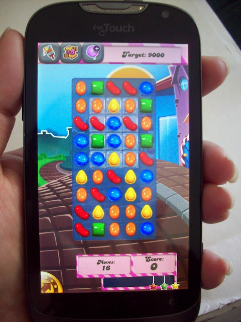 Candy Crush addiction