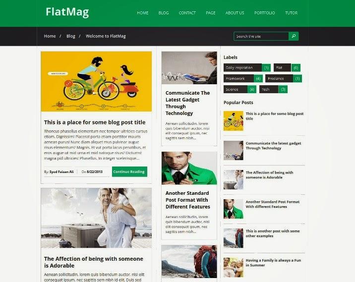 Flat Mag