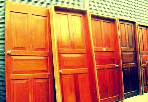 Exportaciones del per crecen fuerte las exportaciones peruanas de puertas y marcos de madera - Marcos de puertas de madera ...